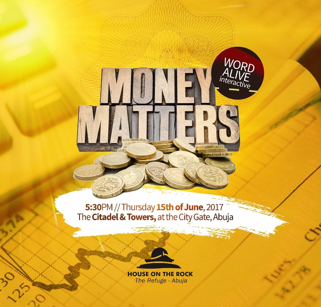 Word Alive - Money Matters