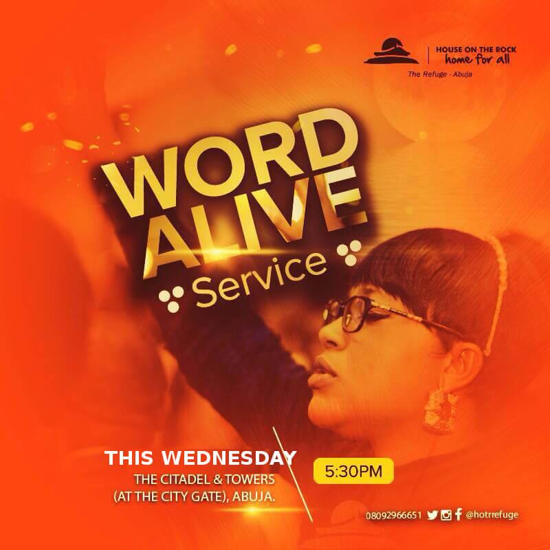Word Alive Service