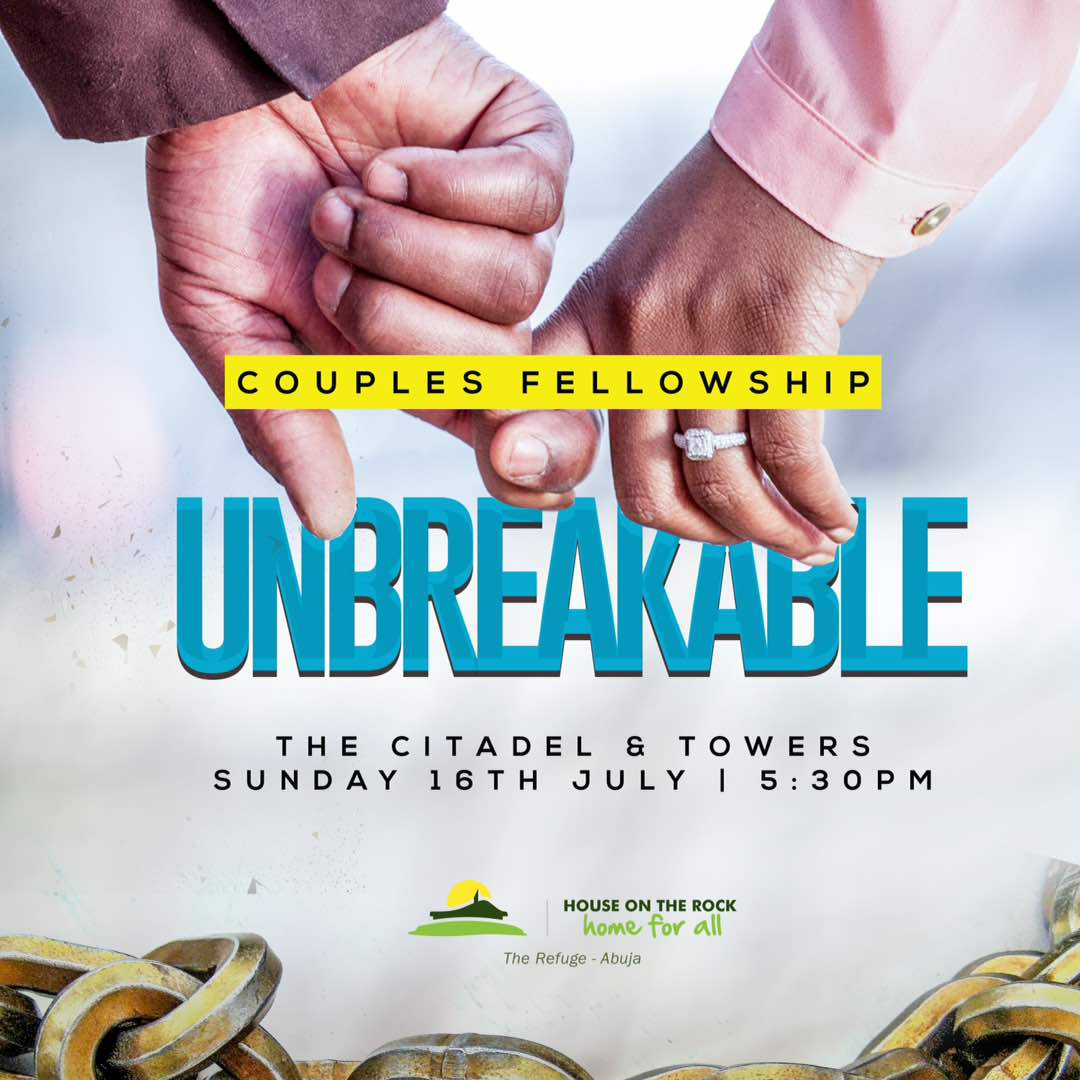 Couple's Fellowship - Unbreakable