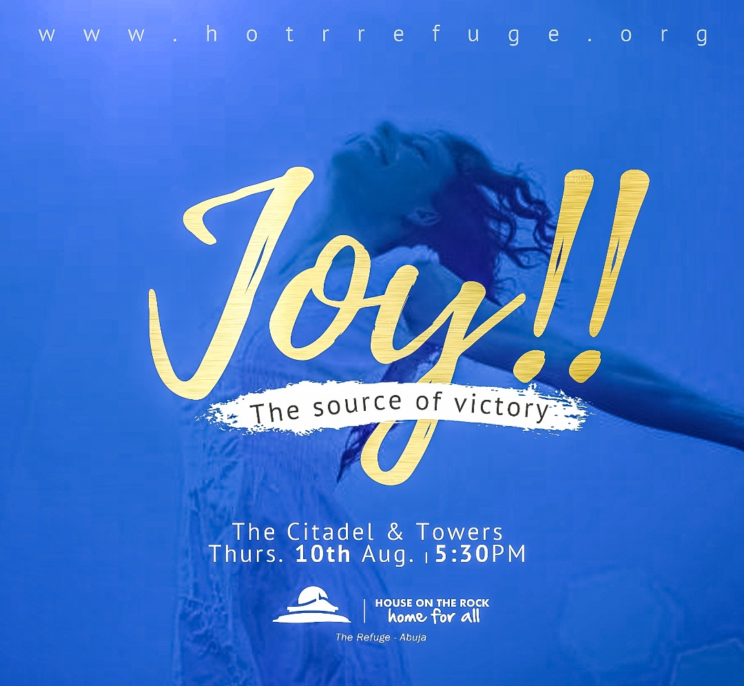 Word Alive Interactive - Joy - The Source of Victory