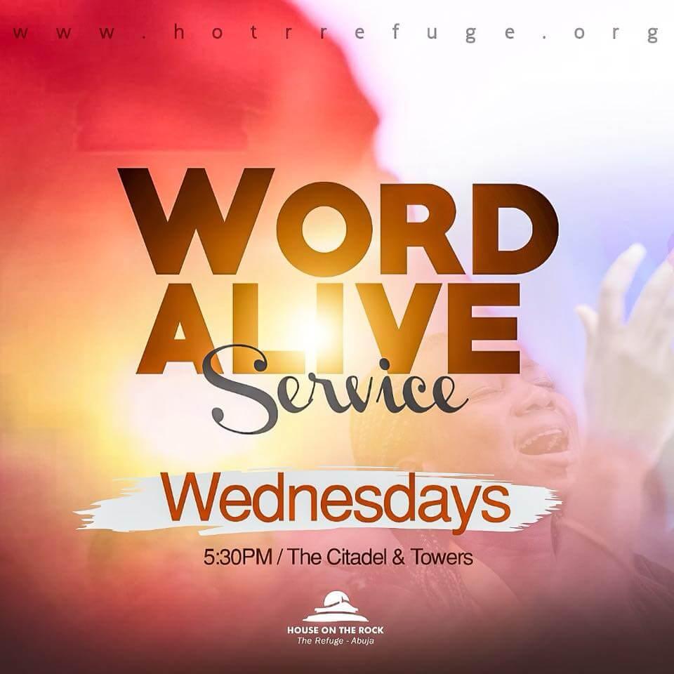 Word Alive Interactive