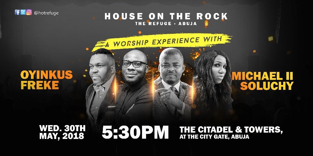 Worship Experience - May 2018 @ The Citadel & Towers   Abuja   Federal Capital Territory   Nigeria