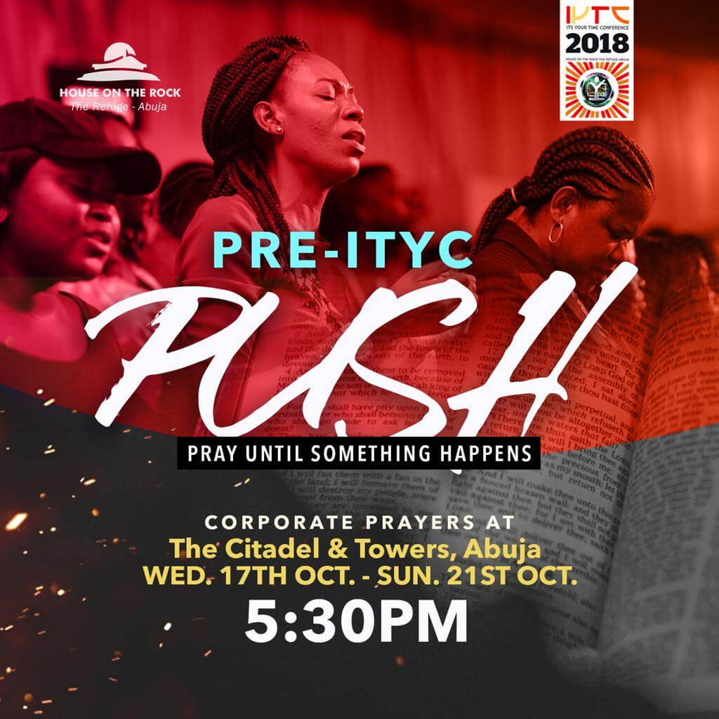 PRE-IYTC PUSH 2018