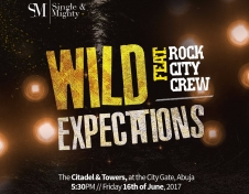 Wild Expectation feat. Rock City Crew – A HOTR Singles and Mighty Event