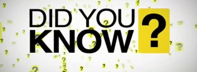 DO YOU KNOW? – Compiled by Stephanie Ukeme Innocent