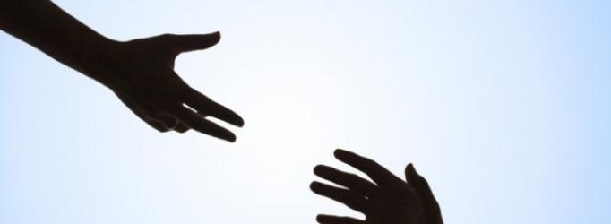 LENDING A HELPING HAND by Cletus Agada
