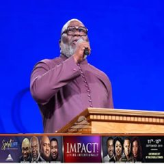 My Prisons Are Not My Problem – Bishop T D Jakes SLC 2019 Day 5