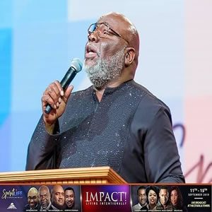 Kids And Kings – Bishop T D Jakes SLC 2019 Day 3