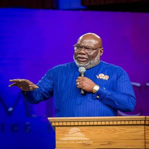 The Mysterious Wedding At Cana – Bishop T.D Jakes SLC 2019 Day 4