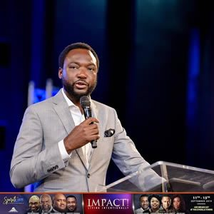 Created For Impact – Pastor Edbert SLC 2019 Day 5