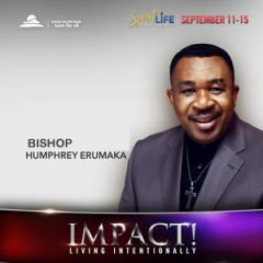 I Have Gone Far With God – Bishop Humphrey Erumaka SLC 2019