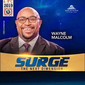 ALIGNMENT WITH THE ASSIGNMENT – Bishop Wayne Malcolm IYTC2019 Day 3 Evening Session