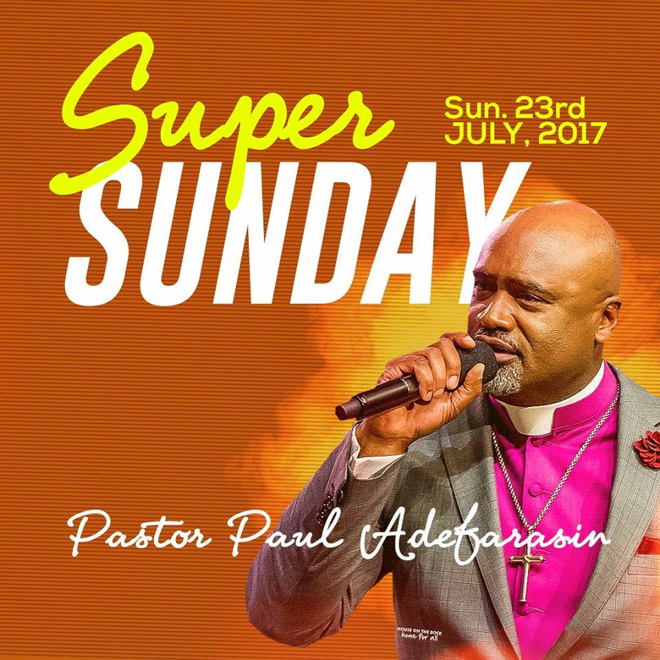 Super Sunday Service