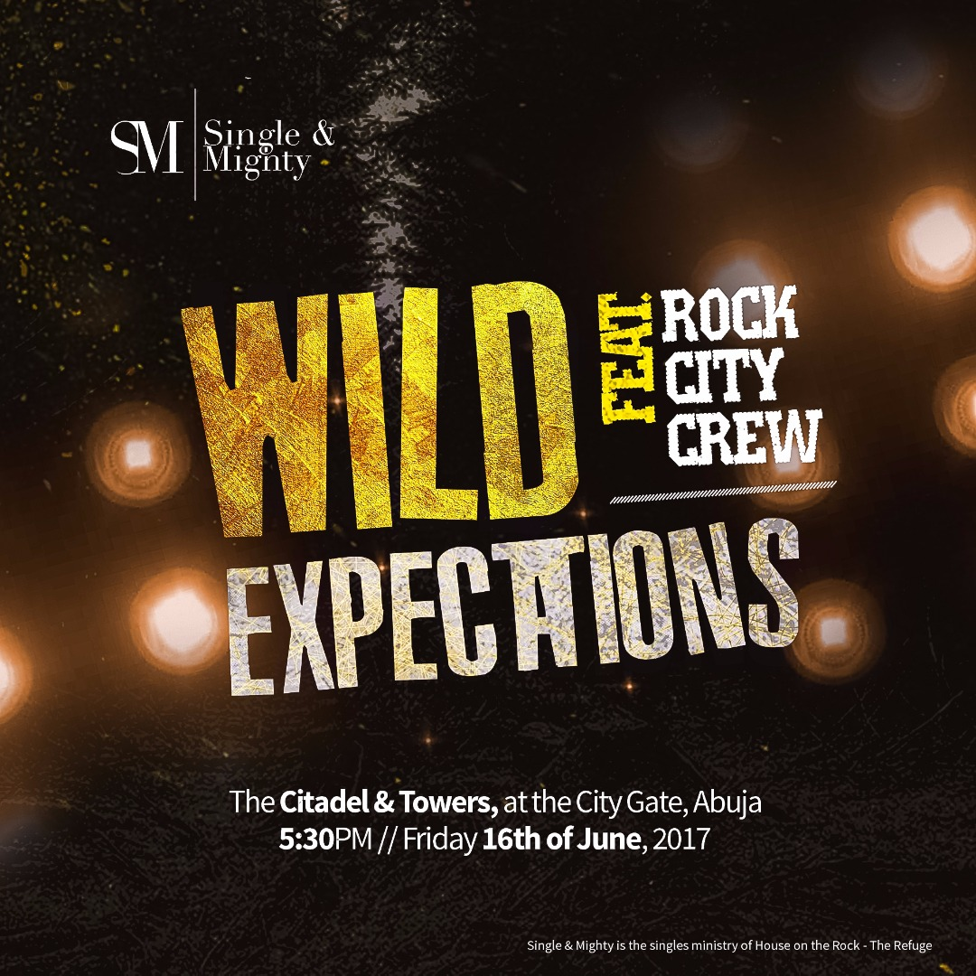 Wild Expectation feat. Rock City Crew - A HOTR Singles and Mighty Event