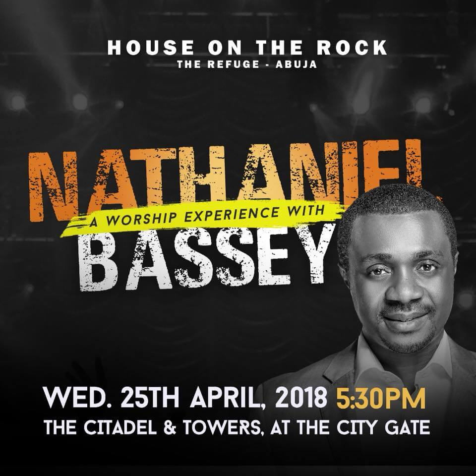 Worship Experience with Nathaniel Bassey - April 2018