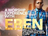 Worship Experience with EBEN