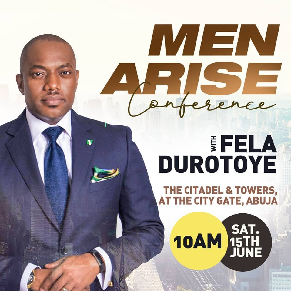 Kingdom Men Network  - Theme Men Arise Conference 2019