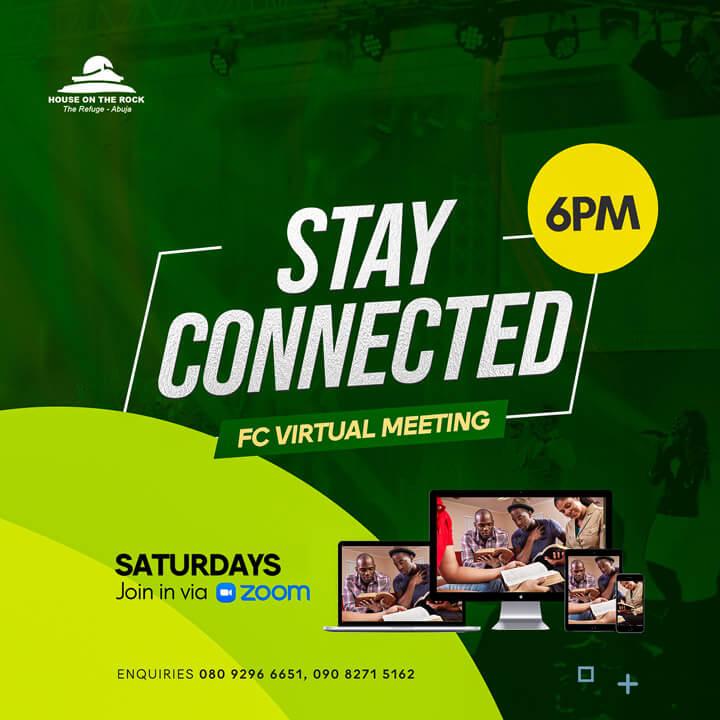 Frienship Centre Virtual Meeting