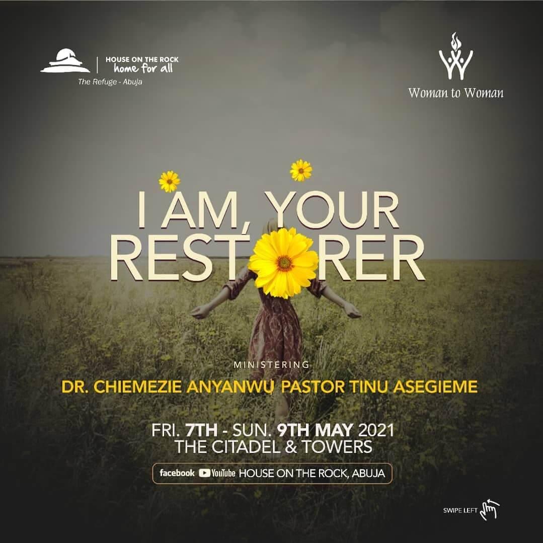 I am your Restorer